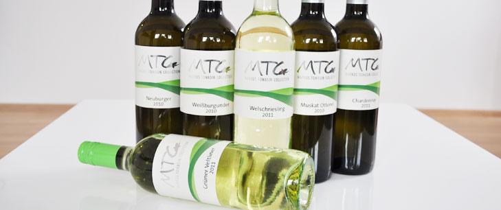 Kranixfeld - Weinsortiment